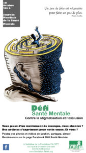 Défi Santé Mentale, à vous de jouer !