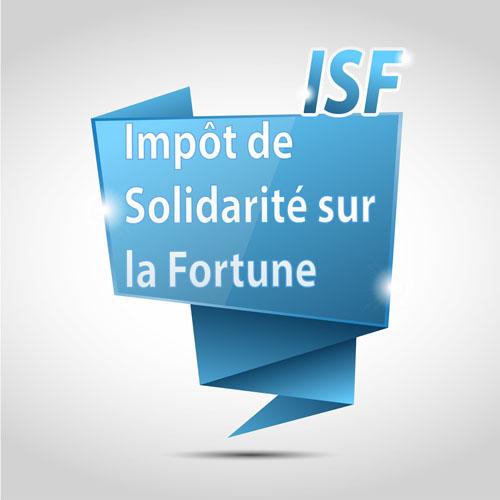 Alerte spécial ISF 2014 !