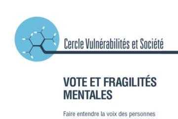 La Fondation Falret partenaire du Cercle Vulnérabilités et Société